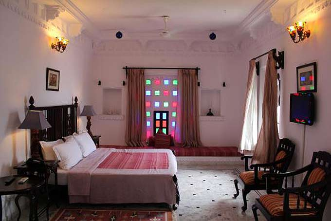 The Amet Haveli hotel