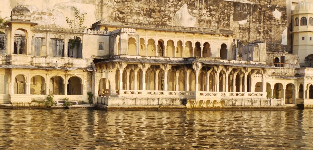 Udaipur is a land of azure water lakes
